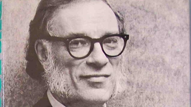How Isaac Asimov Avoided Getting Stuck While Working Utter Buzz
