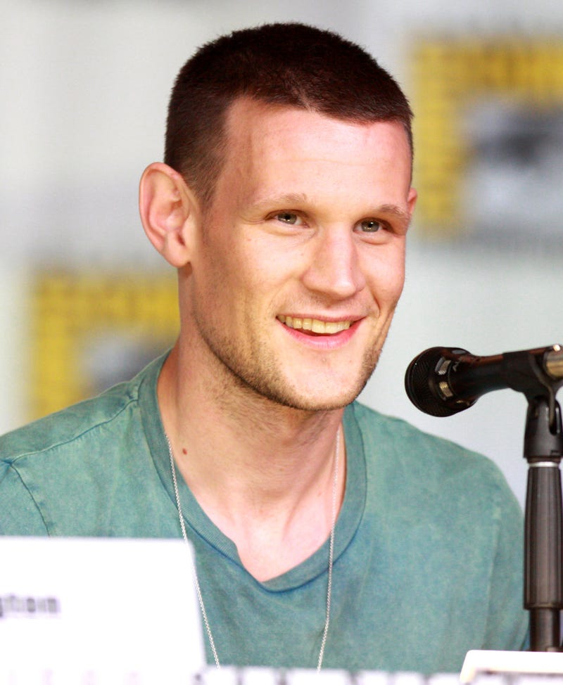 Illustration for article titled So Matt Smith MAY have auditioned for Star Wars