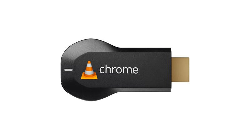 Illustration for article titled VLC Is Getting Chromecast Support