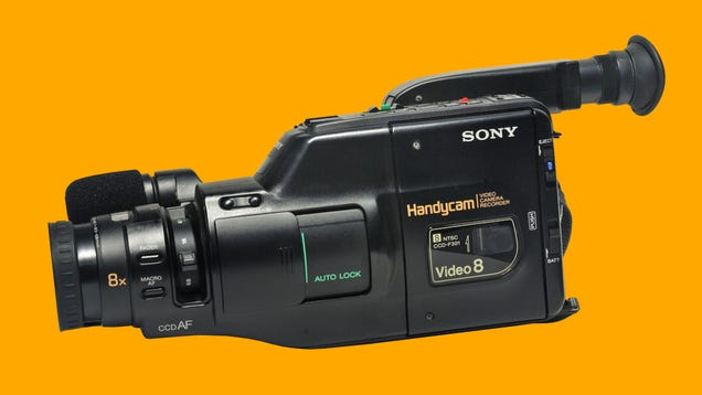I Miss Experimenting With My Grandparents  Old Sony Handycam