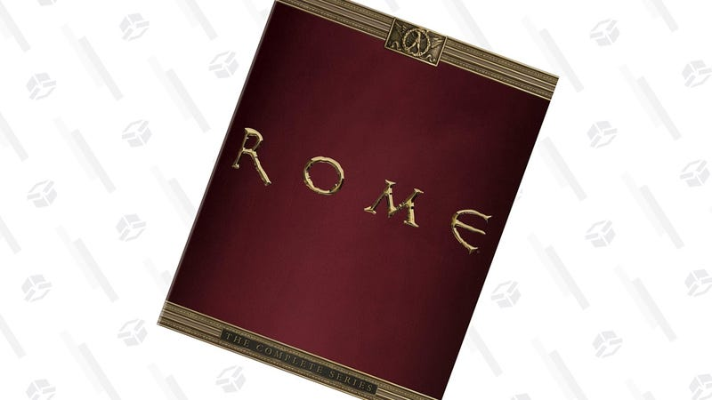 Rome: The Complete Series | $25 | Walmart