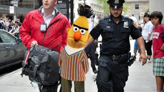 Illustration for article titled While We're At It, Why Not Occupy Sesame Street?