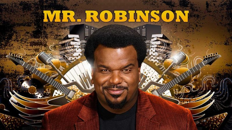 Illustration for article titled Is Mr. Robinson an alternate timeline spin-off of The Office? Hopefully!