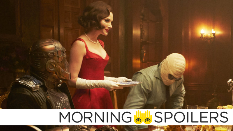 The Doom Patrol could play host to one of DC's most obscure and abstract characters.