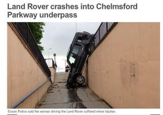 Illustration for article titled Offroad Thursday- You are doing it wrong