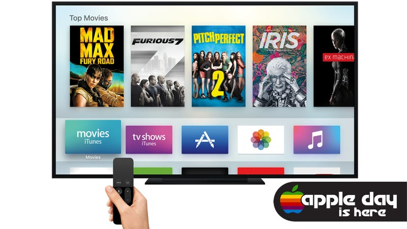 Illustration for article titled 8 Years Later, Apple TV Finally Gets Its Own App Store