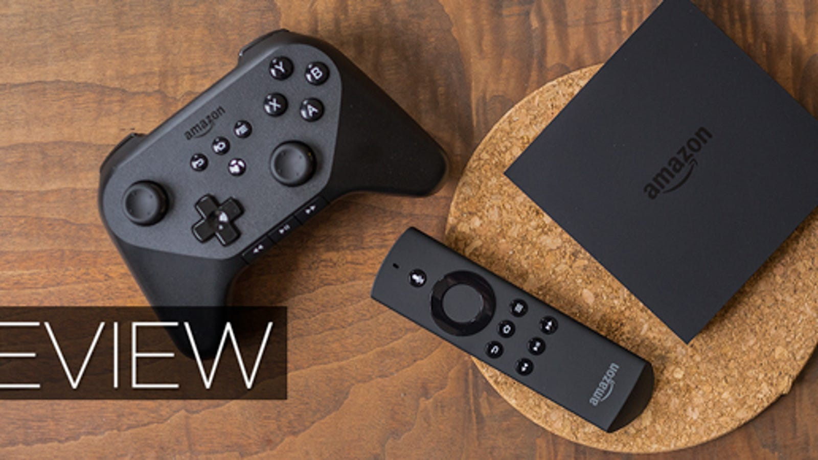 Amazon Fire TV Review: A Fast Ride That\'ll Cost You