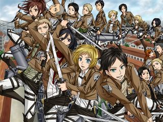 Illustration for article titled Attack on Titan is Compelling Because of the Questions It Asks About Heroism
