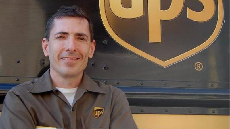 Illustration for article titled This UPS Driver Saved A Wandering Alzheimer's Patient