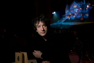 Illustration for article titled How I Turned Neil Gaiman Into A Fictional Character For My New Novel