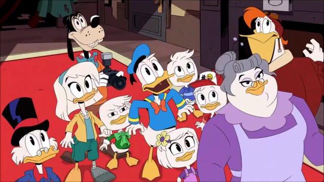 DuckTales Has Blown My Dang Mind