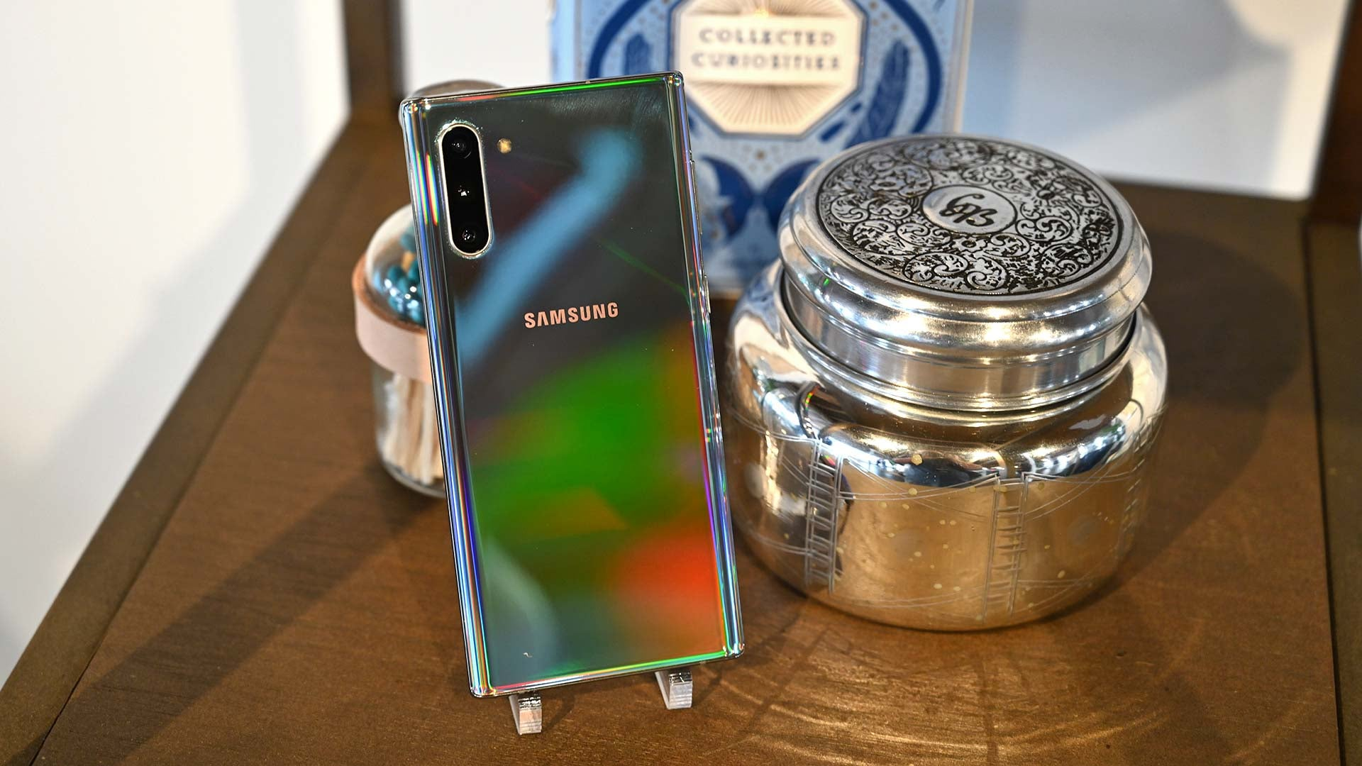 Samsung Galaxy Note 10 First Look: Mobile Productivity Powerhouses