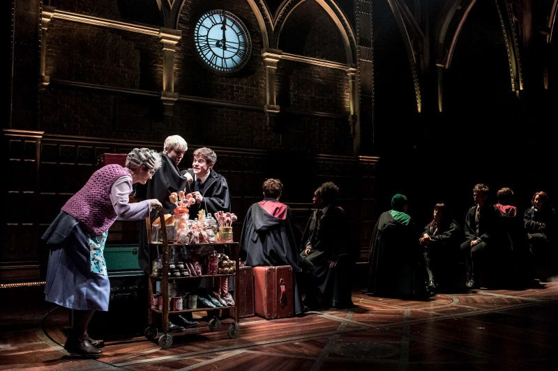 The 9 ¾ Most WTF Moments in Harry Potter and the Cursed Child
