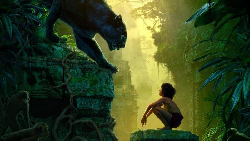 Illustration for article titled Disney's Already Making aJungle Book 2