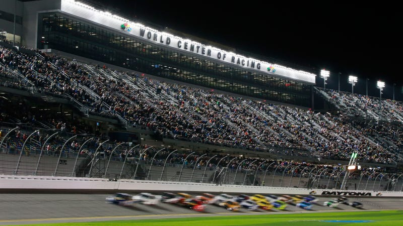 Photo: Getty Images (Photo is of an earlier race)