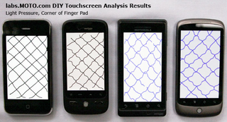 Illustration for article titled iPhone Touchscreen Bests Nexus One, Droid in Accuracy Tests