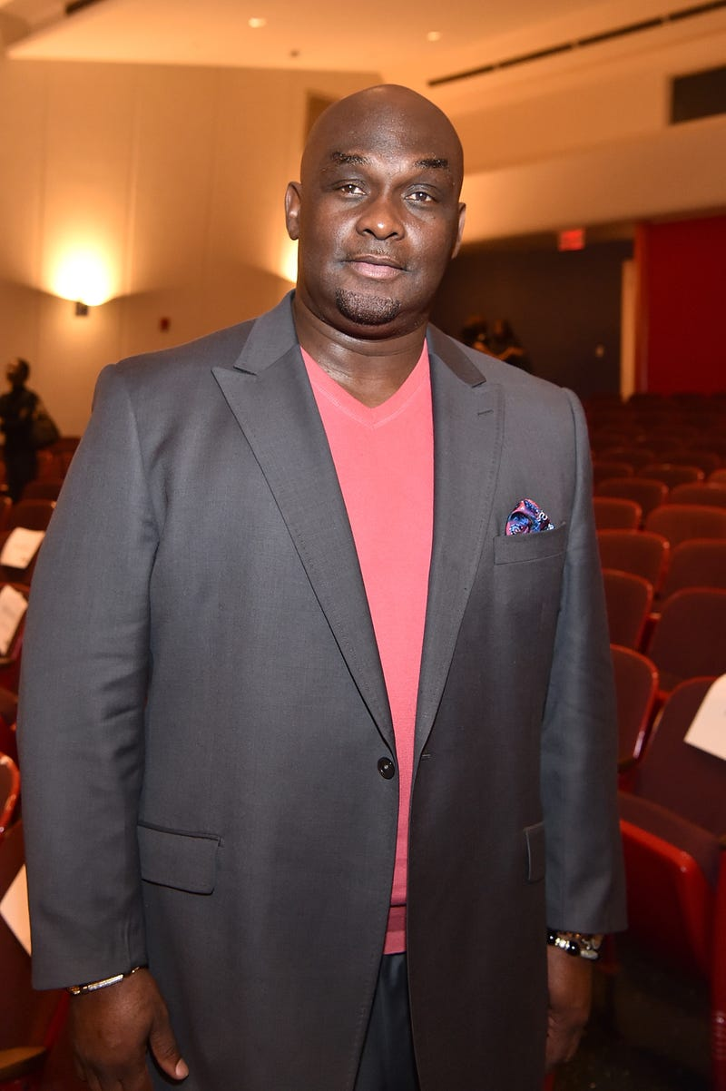 Actor Tommy Ford Paras Griffin/Getty Images for ASPiRE TV