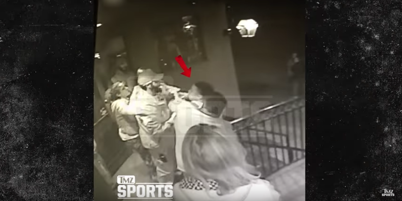 Illustration for article titled Report: This Is The Trevone Boykin Bar Fight Video