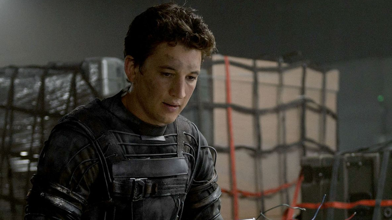 Illustration for article titled Miles Teller Threatens the World By Saying He'd Do a Fantastic Four Sequel