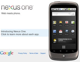 Illustration for article titled Get Up-to-the-Minute Google Nexus One Updates at Gizmodo's Liveblog