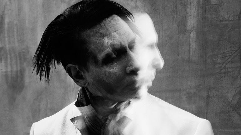 Illustration for article titled Win a Marilyn Manson prize package, including his new CD, The Pale Emperor