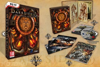 Illustration for article titled Darksiders PC Delayed (But Will Come In A Fancy Box)