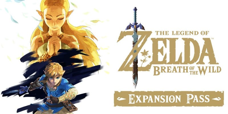 Illustration for article titled Now Even Zelda: Breath of the Wild Is Getting DLC And A Season Pass