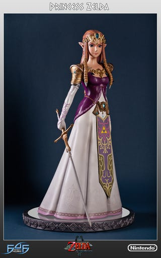 Illustration for article titled First 4 Figures Zelda Now Available to Preorder - $350