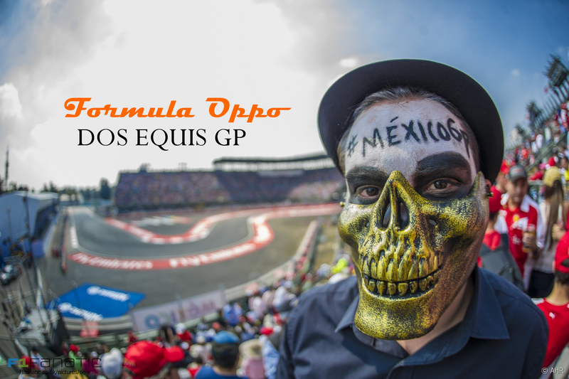 Illustration for article titled Formula Oppo: The Dos Equis Grand Prix of The Wall
