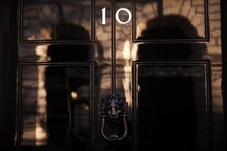 10 Downing Street, the United Kingdom's 1600 Pennsylvania Avenue (Getty Images)