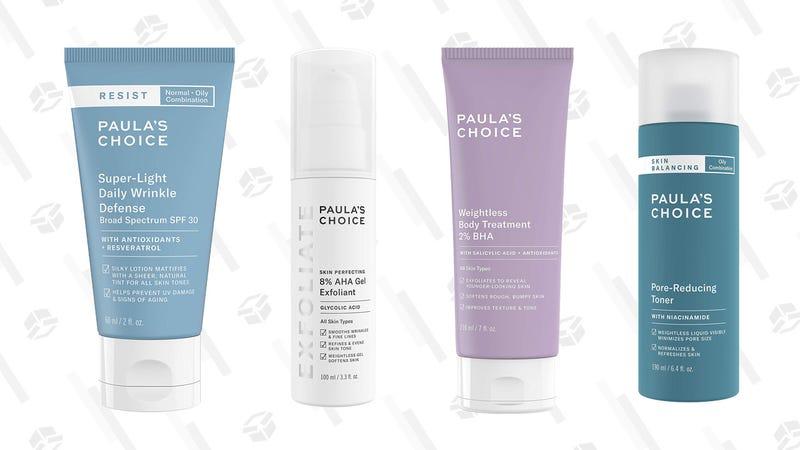 Paula's Choice Gold Box | Amazon