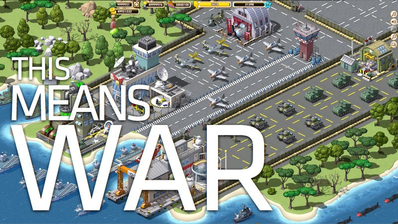 Illustration for article titled Zynga's Next Big Game Takes CityVille and Adds War