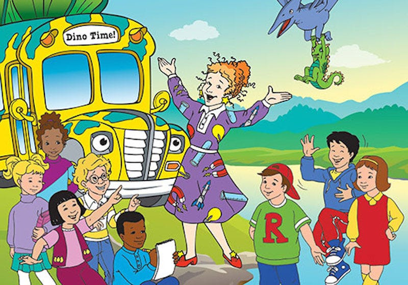 Kids of The Magic School Bus, Ranked