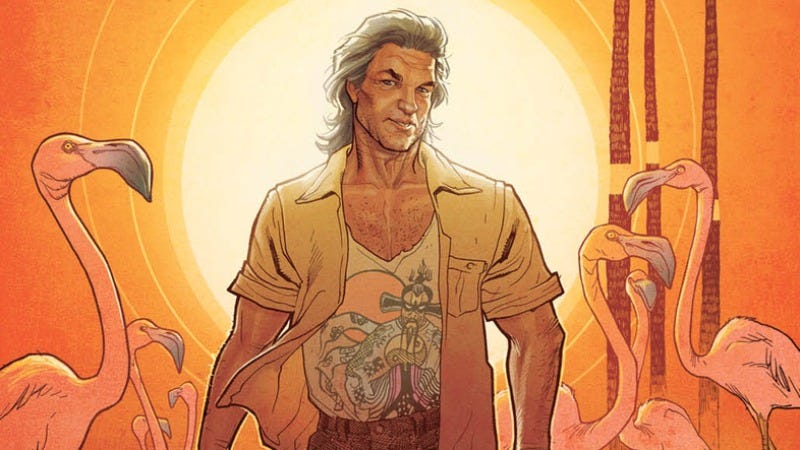 The cover of the debut issue of Big Trouble In Little China: Old Man Jack. (Image: BOOM! Studios)
