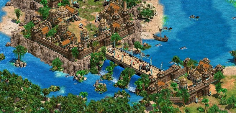 Illustration for article titled Age Of Empires II Is Getting Another Brand New Expansion