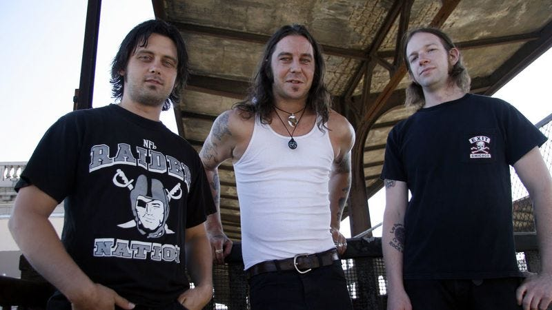 Illustration for article titled After 15 years, High On Fire hasn't lost any venom