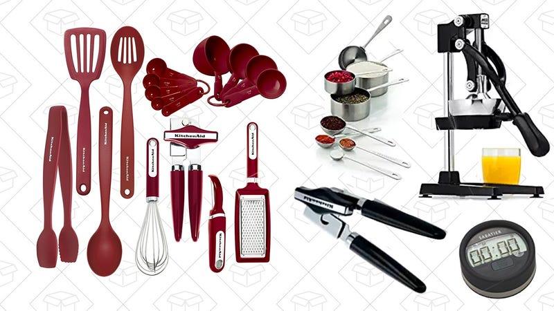 KitchenAid Gadget Gold Box | Amazon