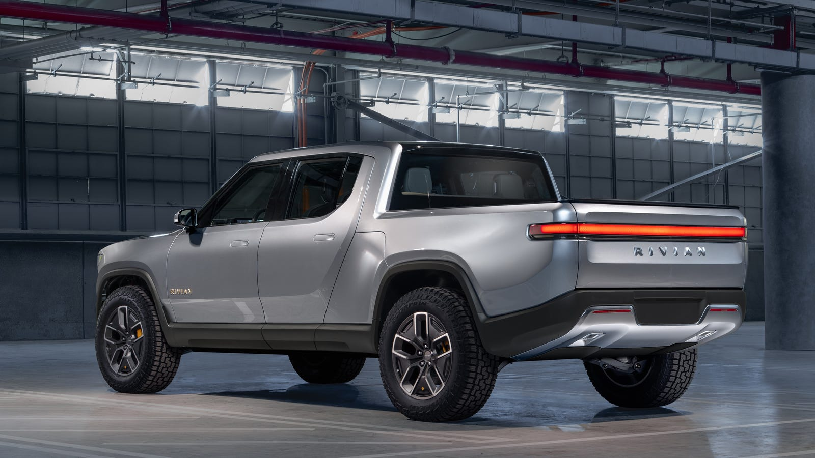 Rivian Has Been Secretly Testing Its Electric Trucks ...