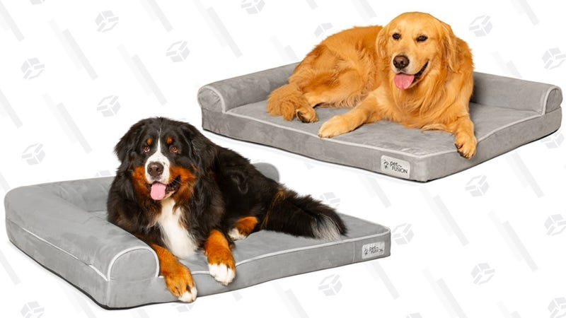 PetFusion Memory Foam Dog Bed | $135 | Amazon PetFusion Memory Foam Dog Bed | $90 | Amazon