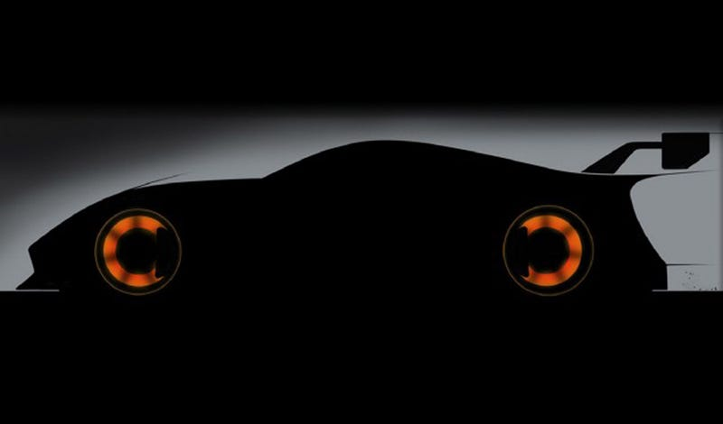 Illustration for article titled Toyota's Vision Gran Turismo Concept Is Rumored To Be The New Supra