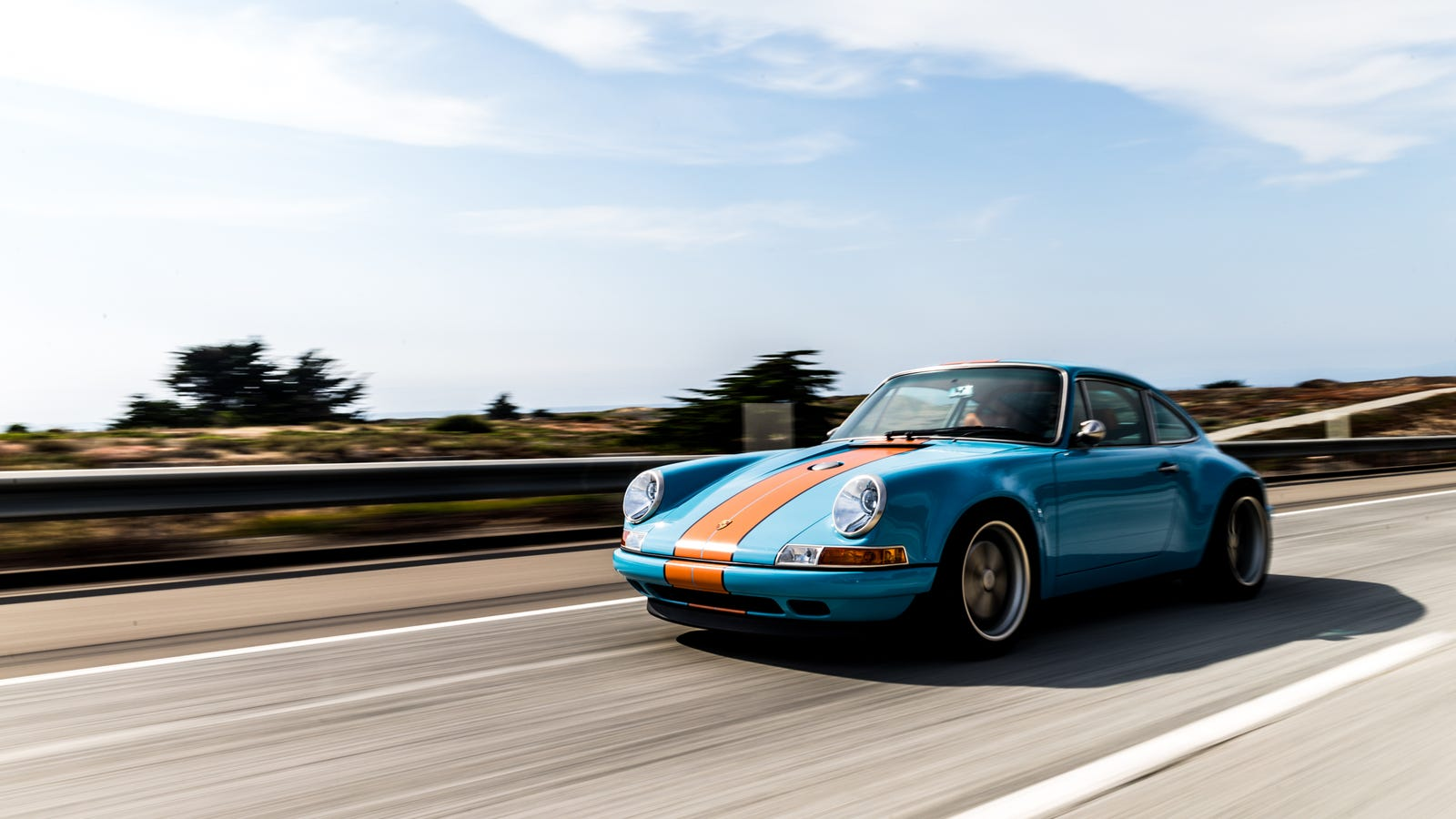 The 911 Reimagined By Singer Obliterates Every Other Car I've Driven