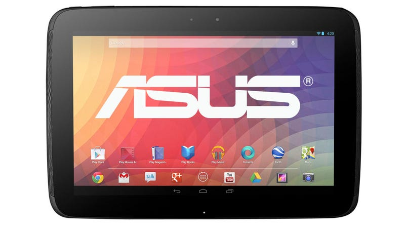 Illustration for article titled Una filtración apunta a Asus como fabricante del próximo Nexus 10
