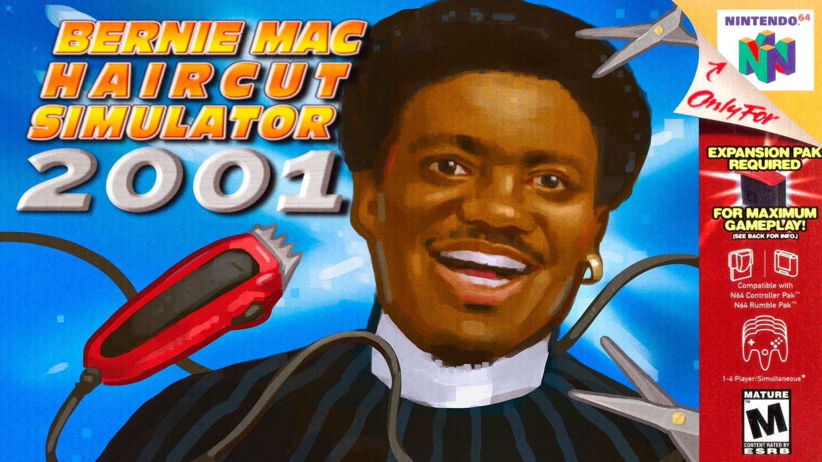 The 4 Best N64 Games About Giving Bernie Mac A Haircut