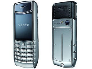 "Illustration for article titled Vertu Goes ""Budget"" With the $6,600 Ascent Ti"