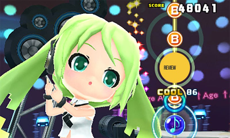 Illustration for article titled Hatsune Miku: Project Mirai DX: The Kotaku Review