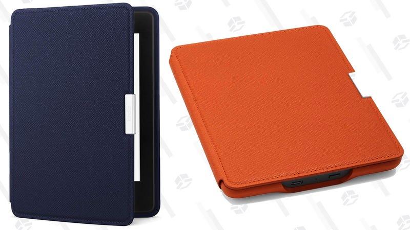 Kindle Paperwhite Essentials Bundle   $120   Amazon