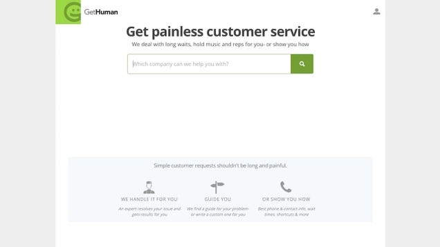 GetHuman Adds a Full-Service Concierge to Get Your Customer Service Issues Resolved