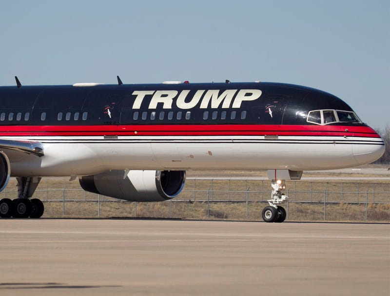 Illustration for article titled Trump Selects Longtime Personal Plane To Head FAA