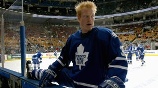 Illustration for article titled Wade Belak, Another NHL Enforcer, Found Dead (UPDATE: A Suicide, According To Toronto Sun)