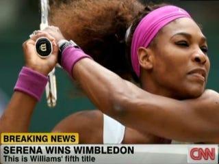 Serena Williams (CNN)